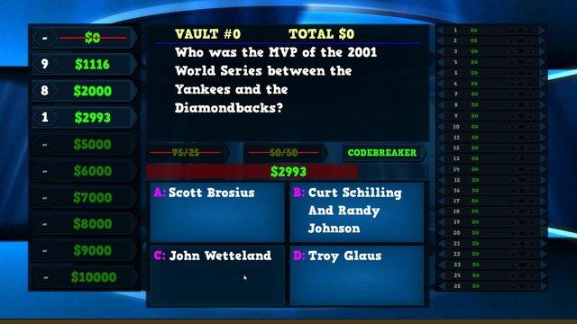 Trivia Vault Baseball Trivia screenshot
