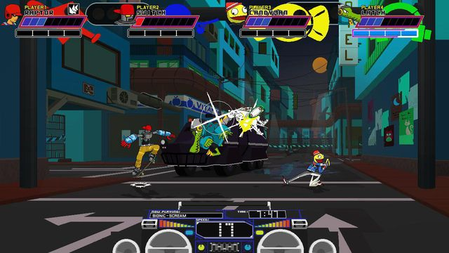 Lethal League screenshot