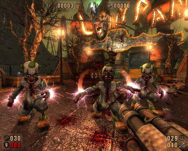 Painkiller: Black Edition screenshot