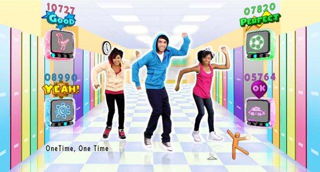 Just Dance Kids screenshot