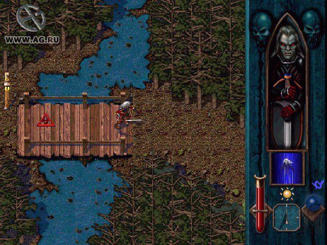 Blood Omen: Legacy of Kain screenshot