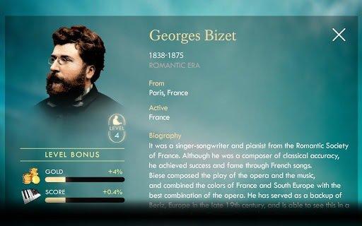 Pianista screenshot
