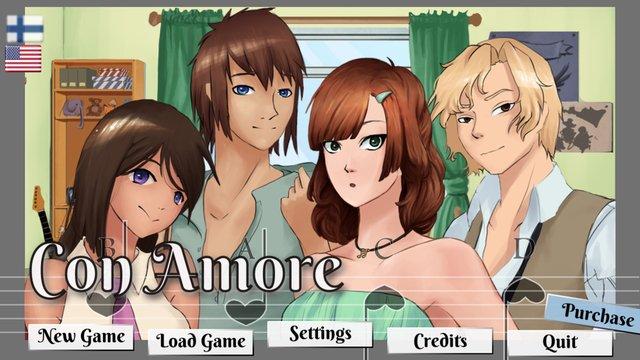 Con Amore screenshot