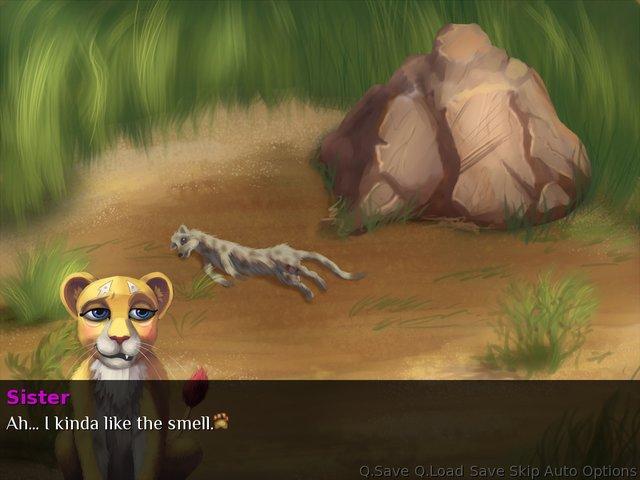Lionessy Story screenshot