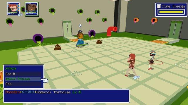 YIIK: A Postmodern RPG screenshot №2 preview