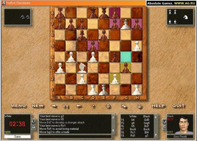 Perfect Checkmate screenshot