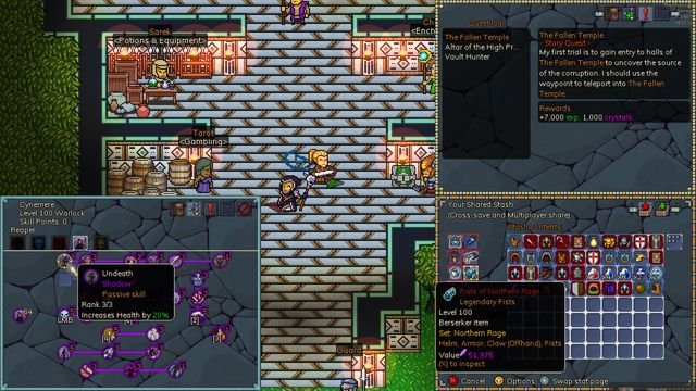 Chronicon screenshot