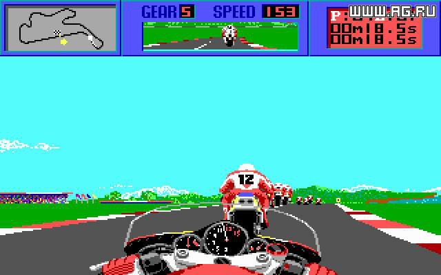 The Cycles: International Grand Prix Racing screenshot
