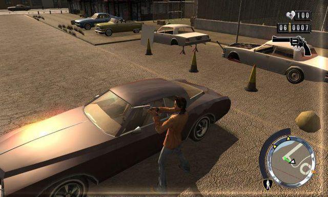 Driver Parallel Lines screenshot