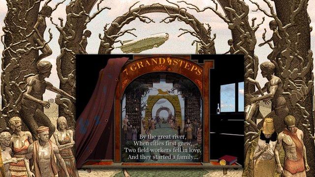 7 Grand Steps: What Ancients Begat screenshot
