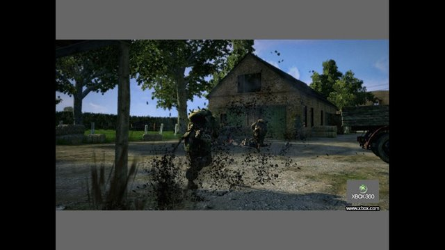 Brothers in Arms: Hell's Highway screenshot