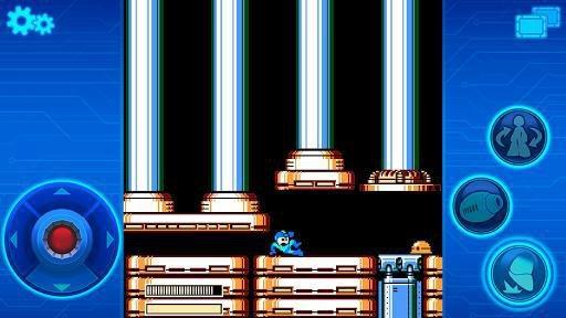 MEGA MAN 4 MOBILE screenshot