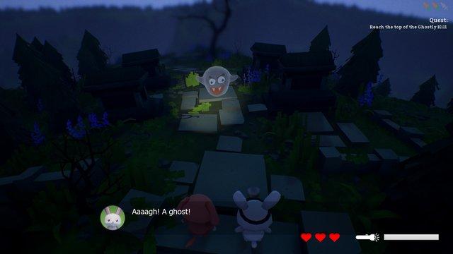 Rabbit Story screenshot