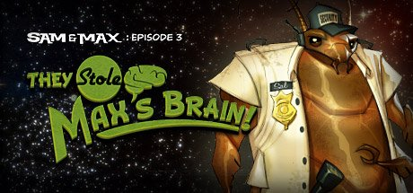 Sam & Max 303: They Stole Max's Brain! screenshot