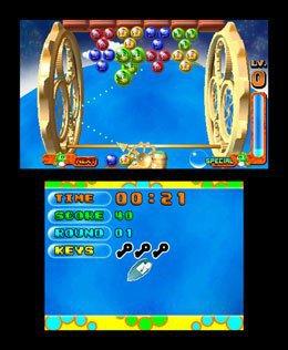 Bust-a-Move Universe screenshot