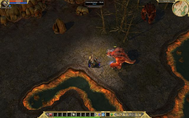 Titan Quest: Immortal Throne screenshot