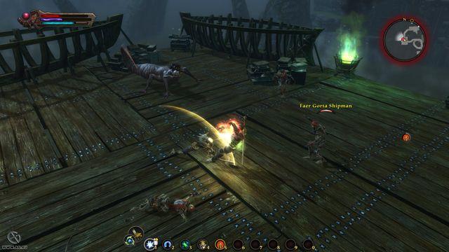Kingdoms of Amalur: Reckoning - The Legend of Dead Kel screenshot