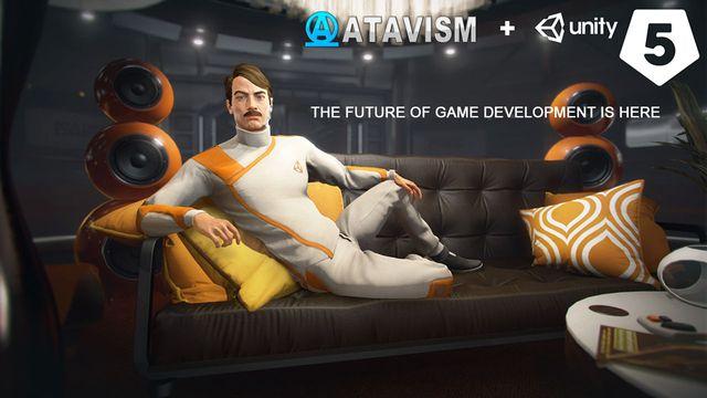 Atavism MMO Creator screenshot