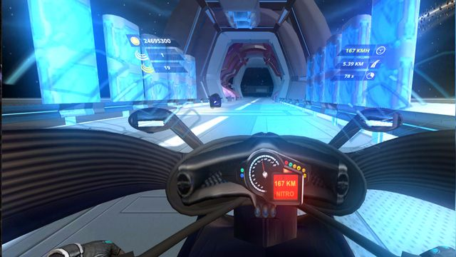 Kamikazo VR screenshot