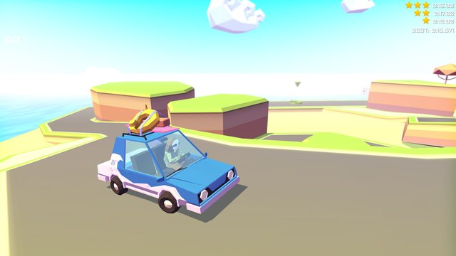 Slowdrive screenshot
