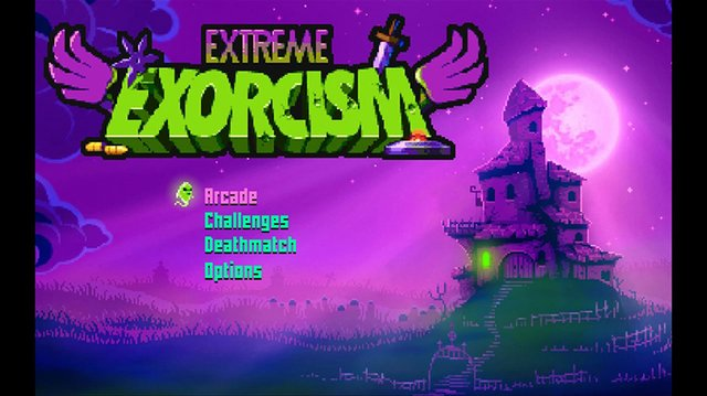 Extreme Exorcism screenshot
