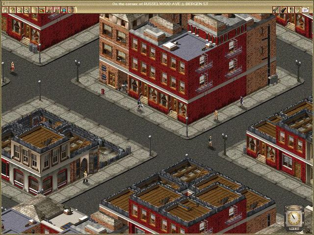 Gangsters: Organized Crime screenshot