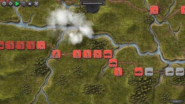 Kursk - Battle at Prochorovka screenshot