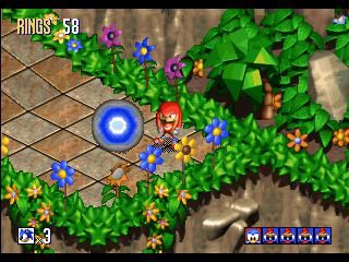 Sonic 3D Blast (1996) screenshot