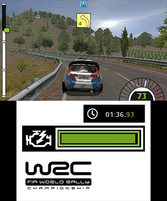 WRC Official Game of the FIA World Rally Championship screenshot
