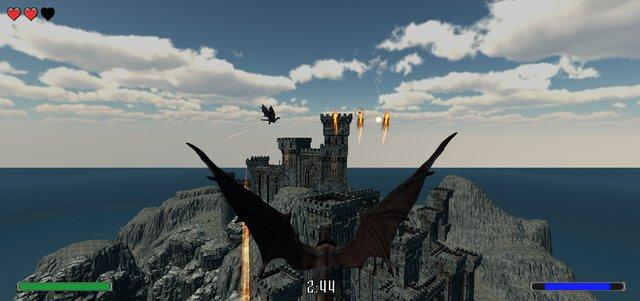 Dragon Rider screenshot