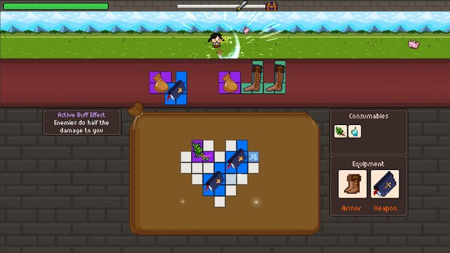 Pixel Shopkeeper screenshot