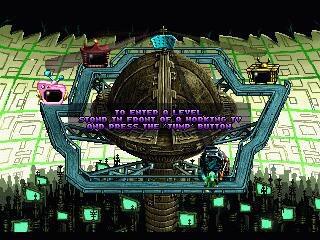 Gex (1994) screenshot