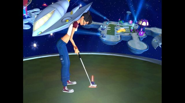 3D Ultra Minigolf screenshot