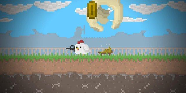 Chicka Wars | Chicken Meat screenshot
