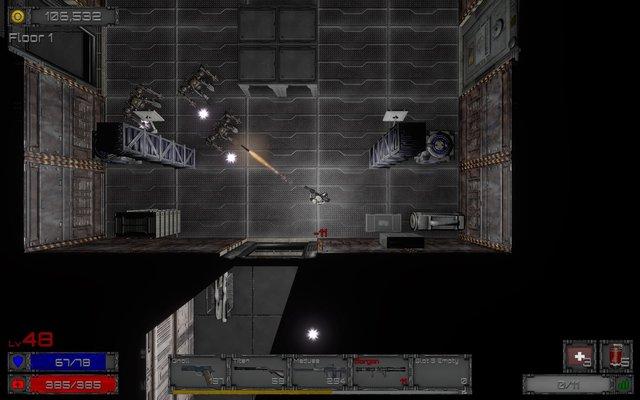 Ares Omega screenshot