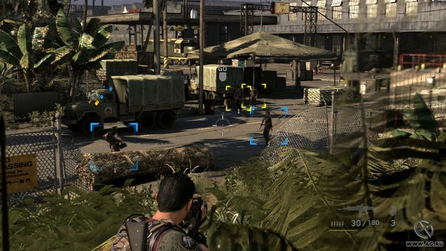 SOCOM 4: U.S. Navy SEALs screenshot