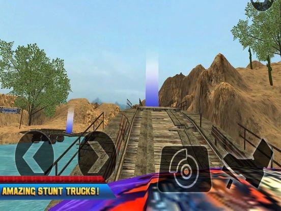 4x4 Monster Truck Driving screenshot