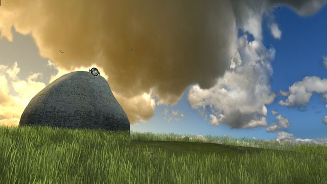 Myst V screenshot