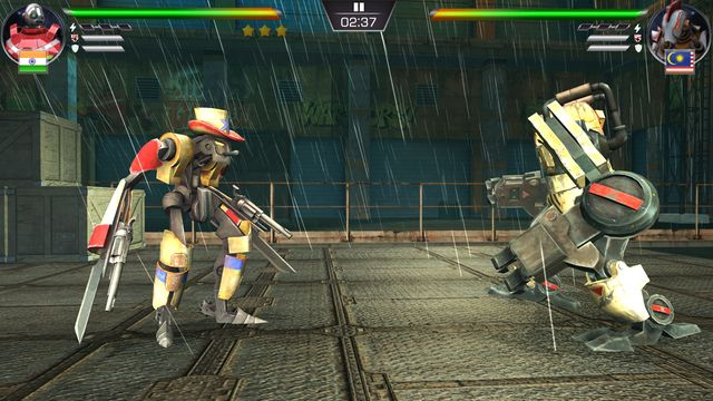 Clash of Robots screenshot