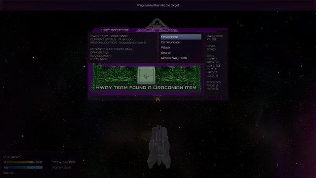 Daath Origins screenshot