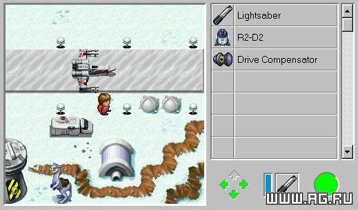 Star Wars: Yoda Stories screenshot