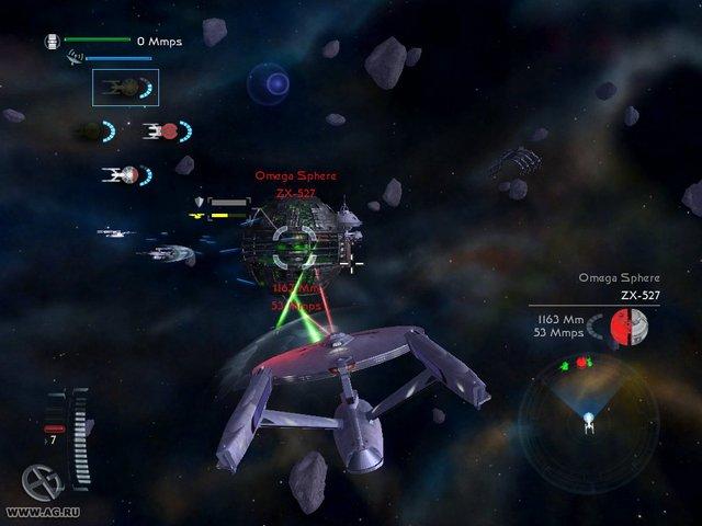 Star Trek: Legacy screenshot