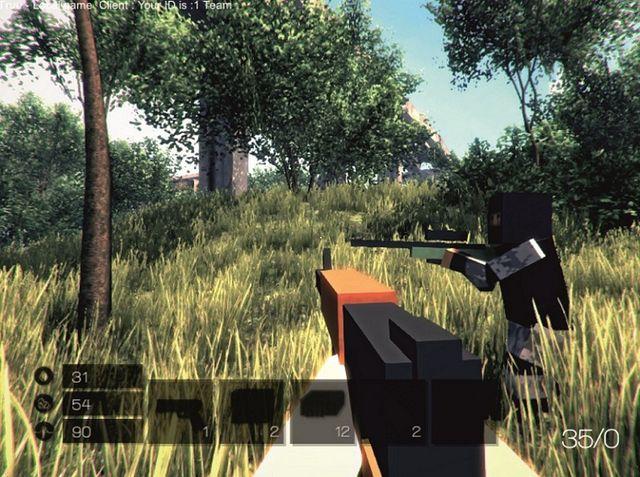 Pixel Day - Gun Z screenshot