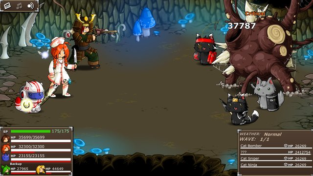 Epic Battle Fantasy 5 screenshot