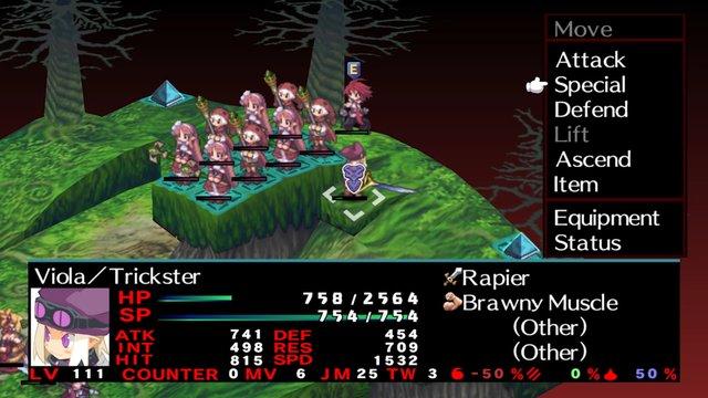 Disgaea 2 PC screenshot