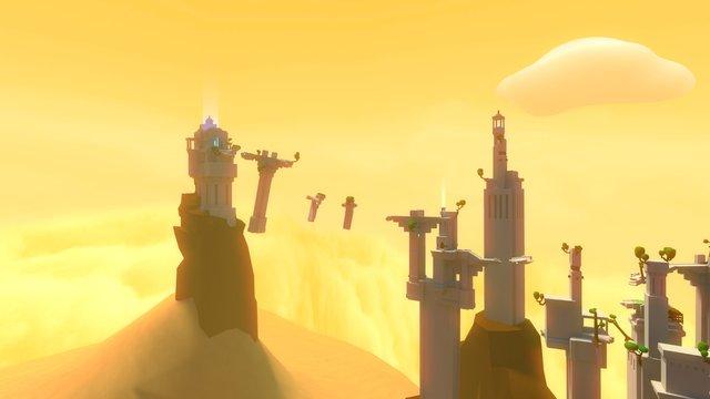 Windlands screenshot