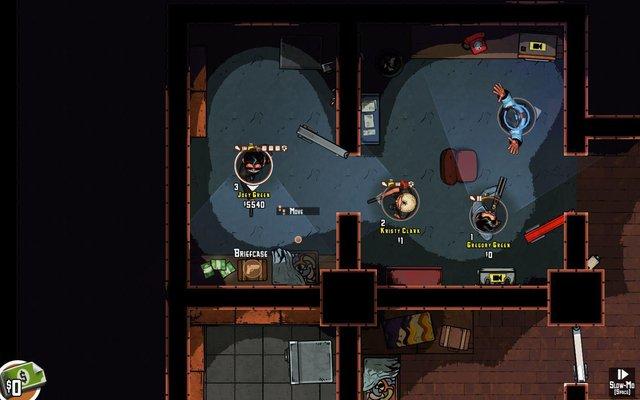 The Masterplan screenshot
