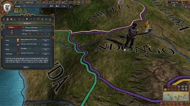 Europa Universalis IV: Rights of Man screenshot