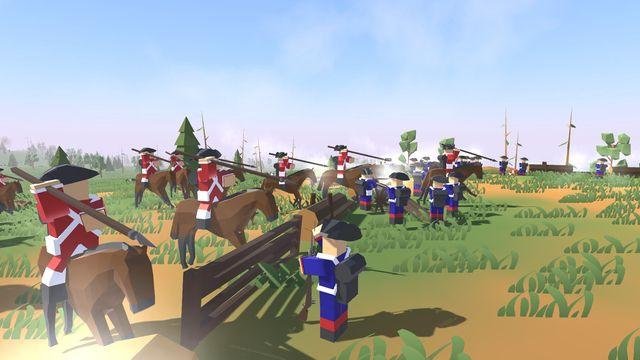 Rise of Liberty screenshot