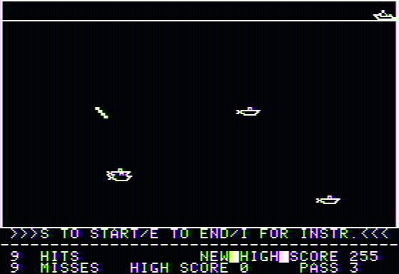 Depth Charge screenshot